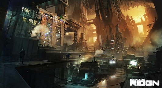 Syndicate Wars successor Satellite Reign heads to Kickstarter