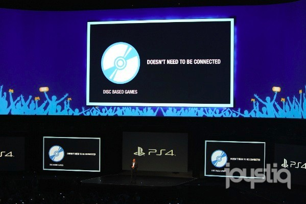 WRUP The E3 2013  'The year Sony dropped the mic'