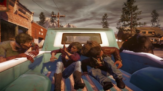 State of Decay issues second patch to fix screen tearing