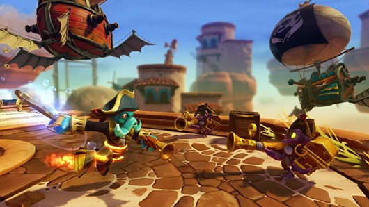 Skylanders Swap Force promises to build a better toybox