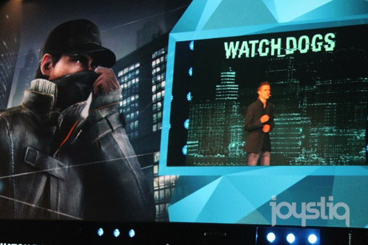 Ubisoft's E3 2013 conference details The Division, Rabbids Invasion, The Crew