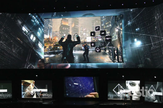 Watch Dogs E3 2013 Demo