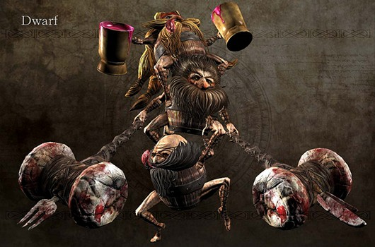 Soul Sacrifice gets more free DLC next week, includes  this thing