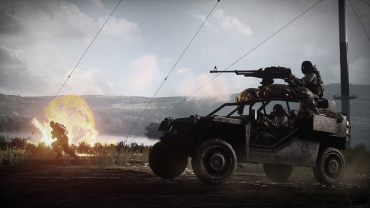 Battlefield 3 is this week's free PS Plus game