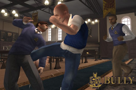 Take Two files new Bully trademark
