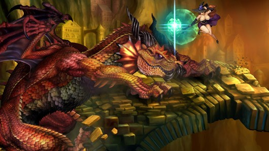Dragon's Crown review King brawler