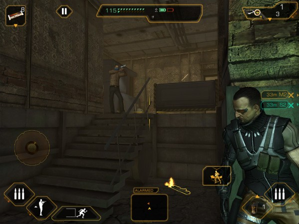 Deus Ex The Fall stumbles as it lands