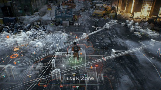 The Division begins recruiting 'closer to the end' of 2014