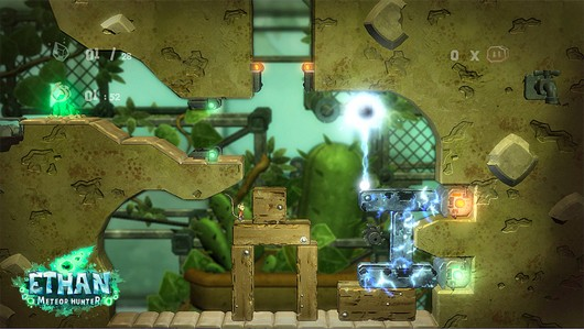 Ethan Meteor Hunter follows the trail to PS3 this summer