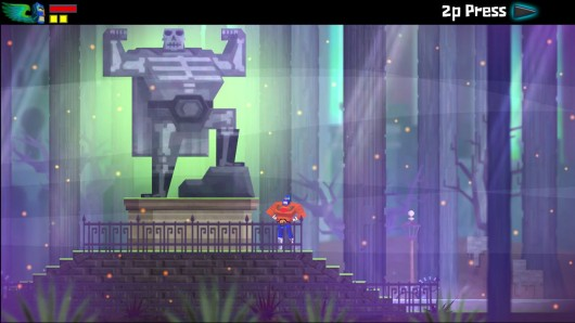Guacamelee's second DLC pack plays dressup on PSN tomorrow