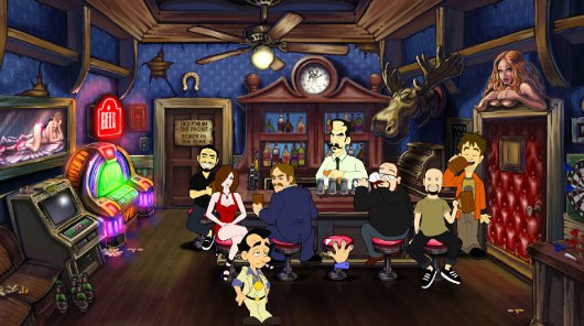 Leisure Suit Larry Reloaded review Not too tired for round two