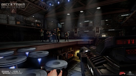 Rise of the Triad relaunches on July 31, preorders get Throwback Pack