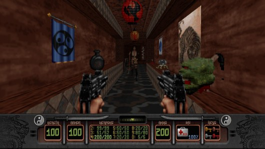 Shadow Warrior Classic Redux launches on Steam with a discount