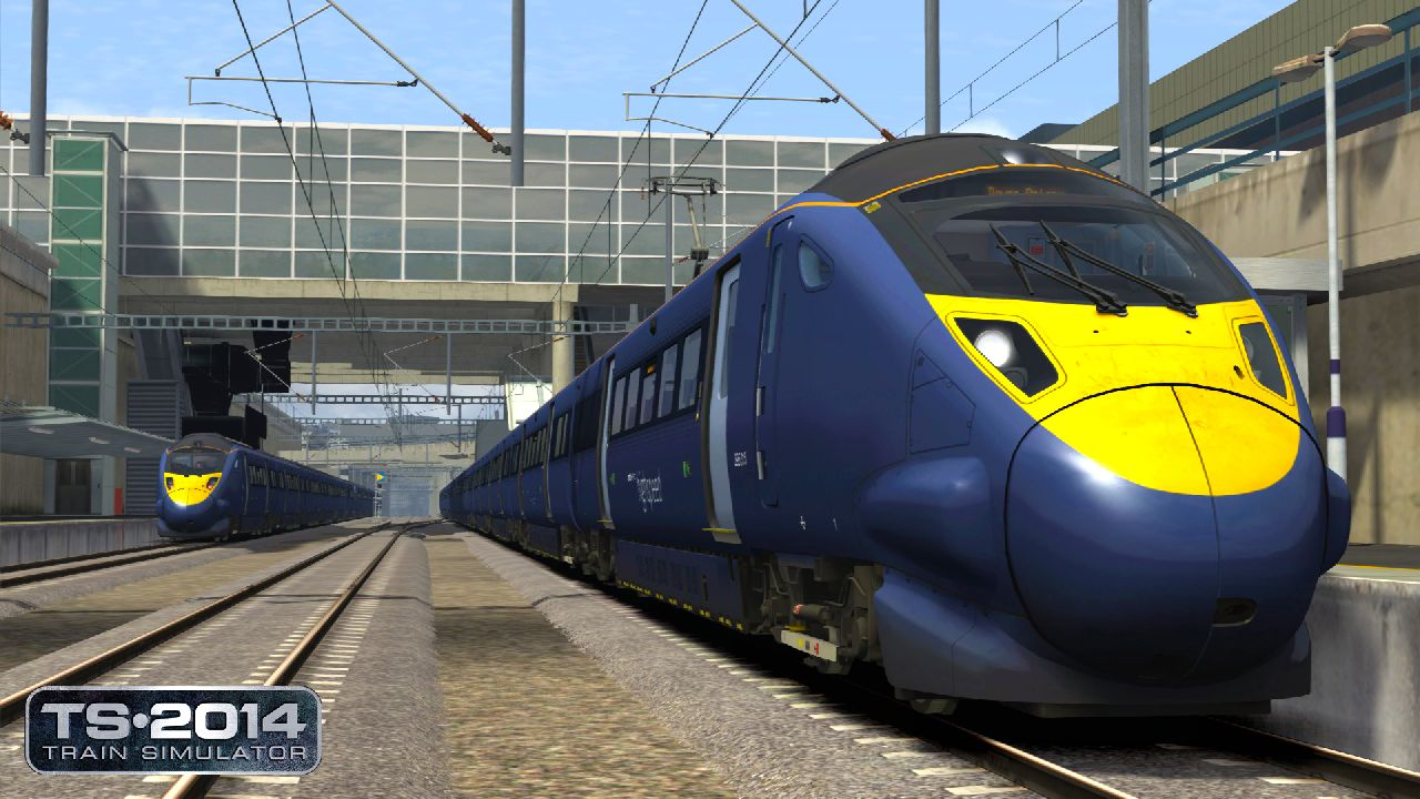Train Simulator 2014 в сентябре