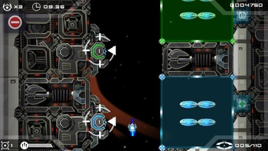 Velocity Ultra One tiny ship's journey through hyperspace