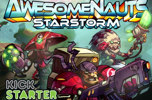 Awesomenauts expansion