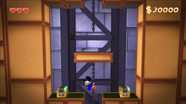 DuckTales Remastered review shell
