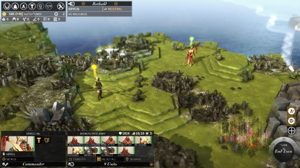 Dungeon of the Endless isn't Amplitude's only new game Endless Legend in prealpha