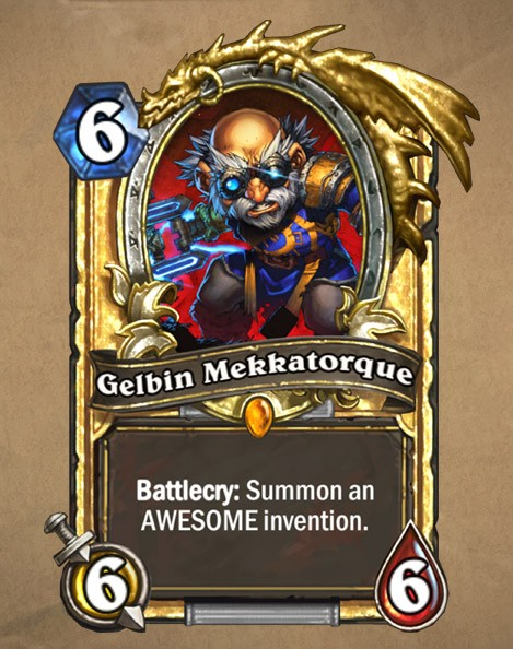 Hearthstone beta is feature complete