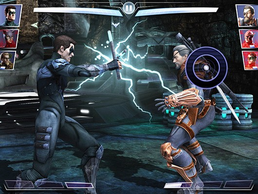 Injustice mobile brings the fight to Android this fall