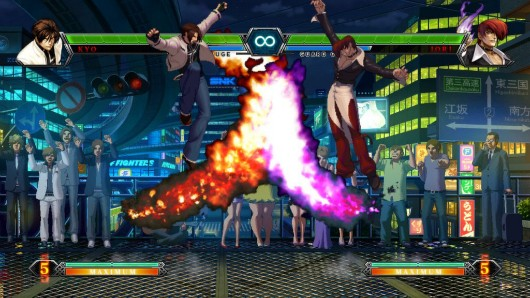 King of Fighters 13 is definitely coming to PC on September 13