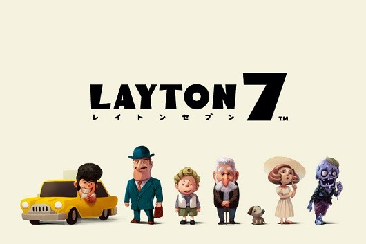 Layton 7 announced by Level5 for iOS, Android and 3DS