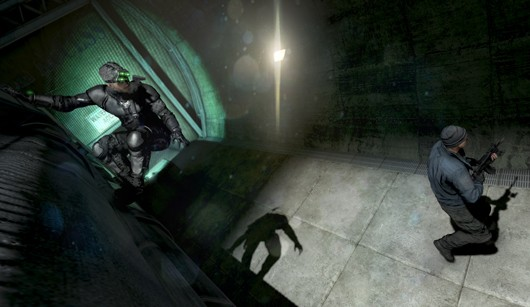 Splinter Cell Blacklist review Triple agency