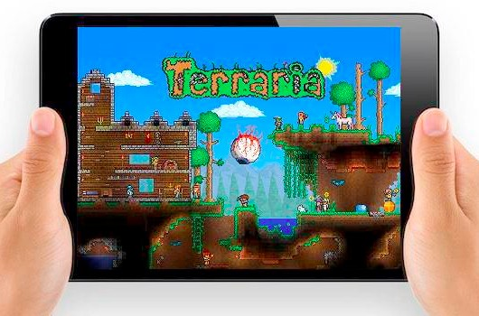 Terraria iOS out tomorrow, y'all