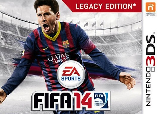 FIFA 14 Legacy Edition has 'no updates to gameplay or game modes'