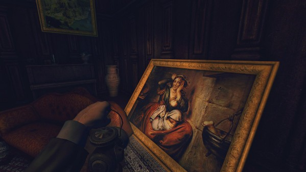 Amnesia A Machine for Pigs review Forgetting who you are