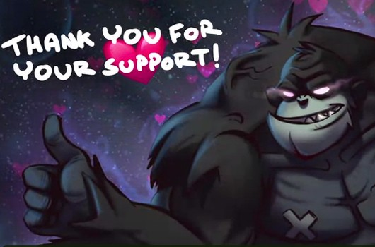 Awesomenauts Kickstarter campaign concludes at $  345,835