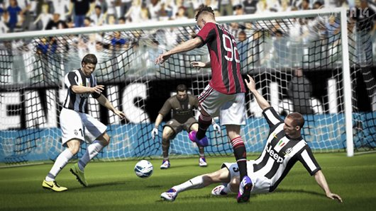 FIFA 14 review Plateau