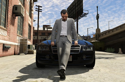 Grand Theft Auto 5 screenshot