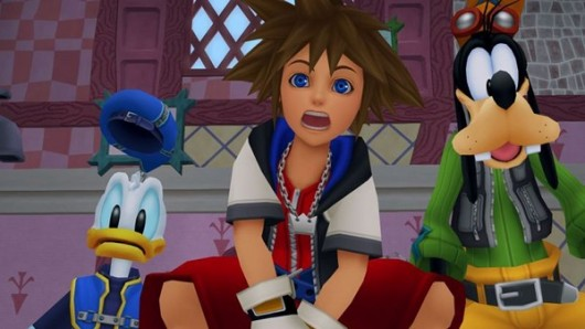 Deja Review Kingdom Hearts HD 15 Remix