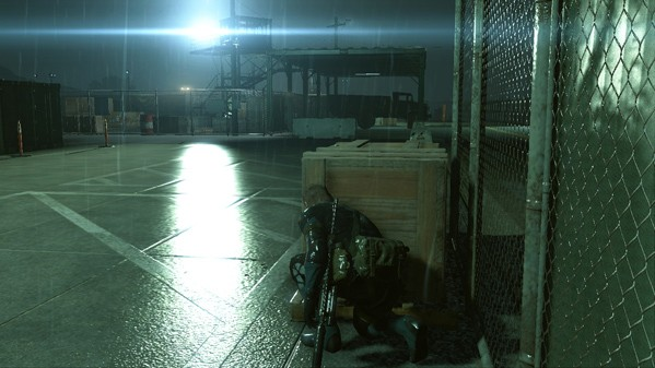 Evolving Snake and the Metal Gear Solid 5 prologue 'Ground Zeroes'