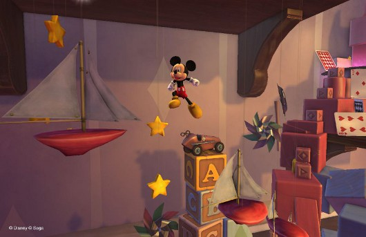 Castle of Illusion review Once upon a mouse