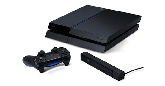 PS4 will have voice recognition through PlayStation Camera