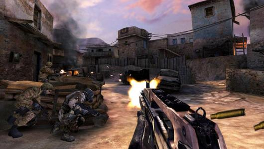 Call of Duty Strike Team ducks out of cover onto iOS