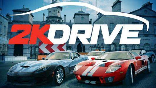 iOS racer 2K Drive out now for $7