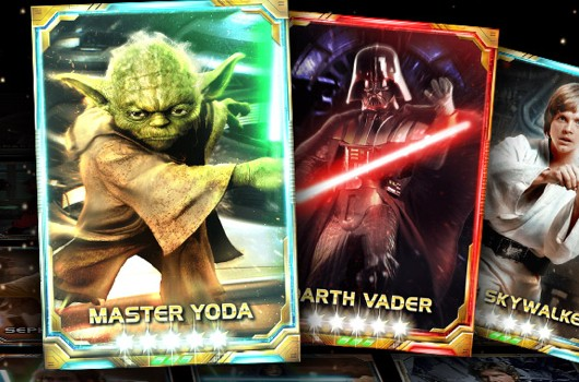 Star Wars Force Collection out now for iOS and Android