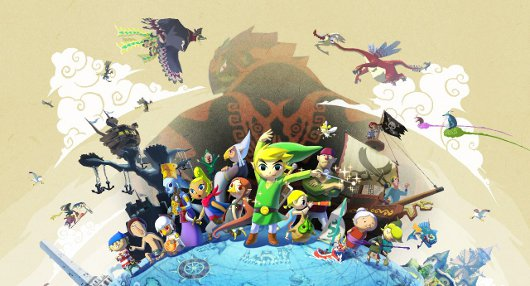 Deja Review The Legend of Zelda The Wind Waker HD