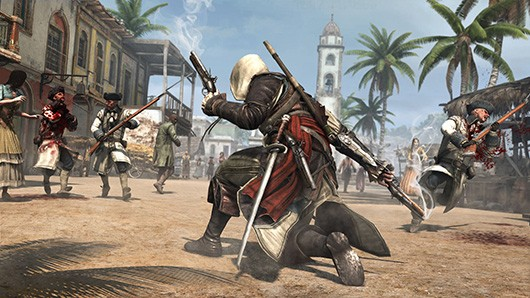 Watch as Assassin's Creed weapons are forged into reality