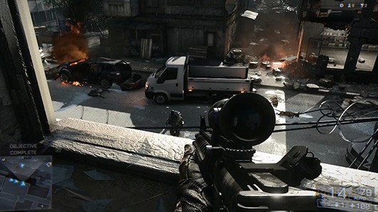 'Highend' mobile Battlefield game on the way