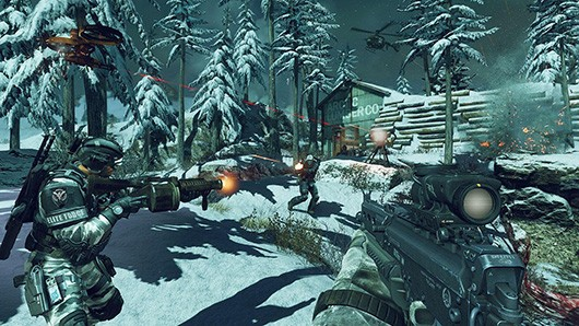 Watch for falling rubble in Call of Duty Ghosts' bonus preorder map