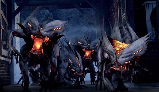 Alien hordes join the fight in CoD Ghosts' Extinction mode