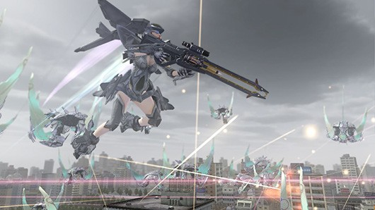 Earth Defense Force 2025 kills bugs dead in February 2014