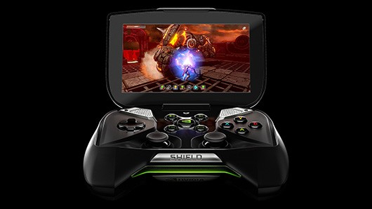 Nvidia Shield update adds Console Mode, Android game support
