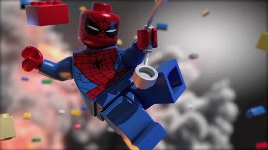 Lego Marvel Super Heroes PC demo swings into action