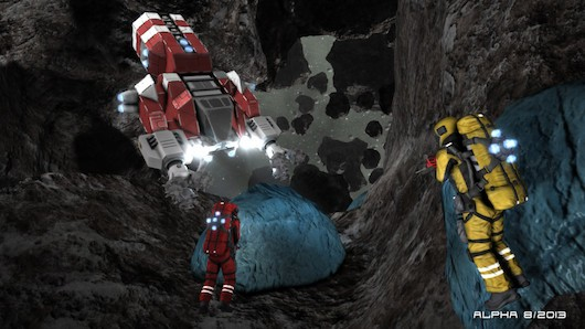 Space Engineers touches down on Steam Early Access