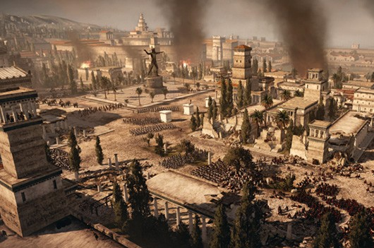 Nomadic tribes join Total War Rome II in new, free DLC